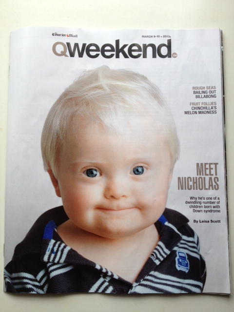Qweekend cover